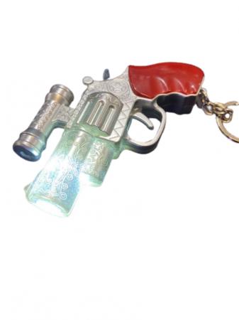 Breloc Vision, model pistol cu lanterna si laser [2]