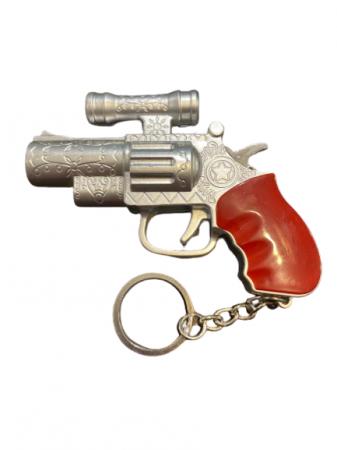 Breloc Vision, model pistol cu lanterna si laser [0]
