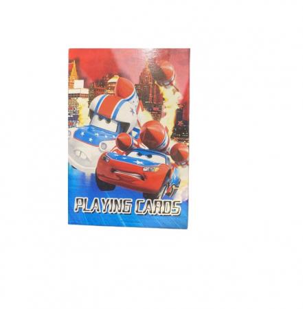 Carti de joc Vision, cu imagini din Cars, 52 de carti [0]