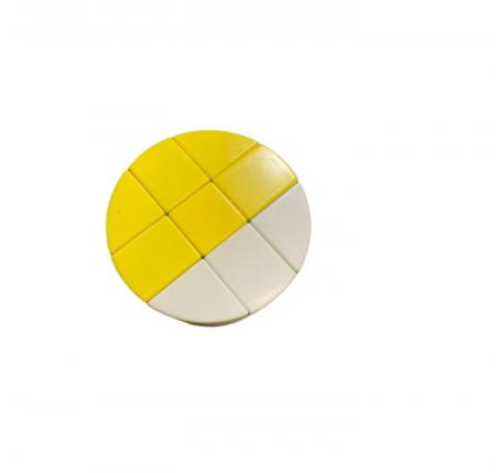 Cilindru rubik Vision, din plastic, multicolor [2]
