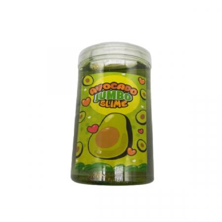 Gelatina Avocado Jumbo Slime Vision, tub de 12 cm, 220ml [0]