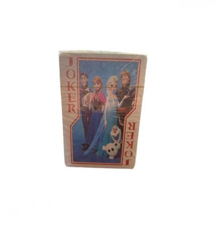 Joc de carti Vision, cu Frozen, 52 de carti [1]