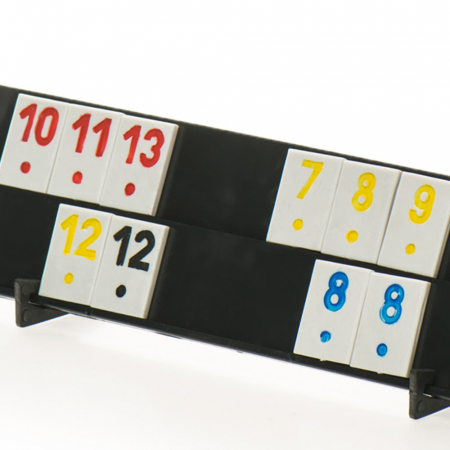 Joc de Rummy Vision, piese de plastic, 30x5x10 [1]