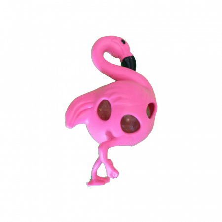 Jucarie antistres Vision cu Slime Flamingo roz [0]