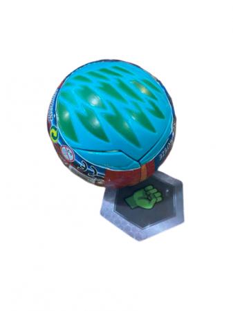 Jucarie Bakugan Battle Planet Vision, transformabil cu suport magnetic si trei carti de joc [1]