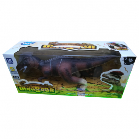 Jucarie dinozaur cu radiocomanda cu lumini si sunete, F151 Vision [2]