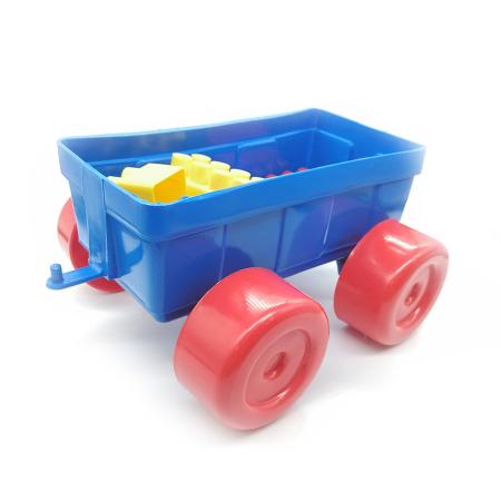 Jucarie interactiva, trenulet si cuburi lego Vision [3]