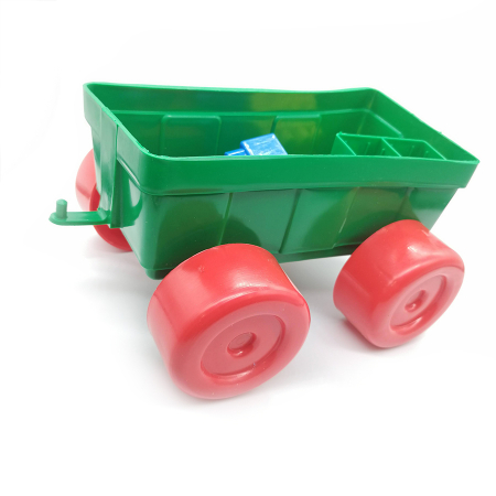 Jucarie interactiva, trenulet si cuburi lego Vision [4]