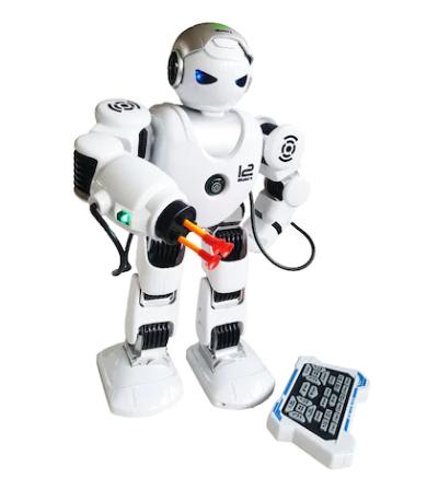 Jucarie Robotul inteligent Vision cu lumini, sunete, melodii [0]