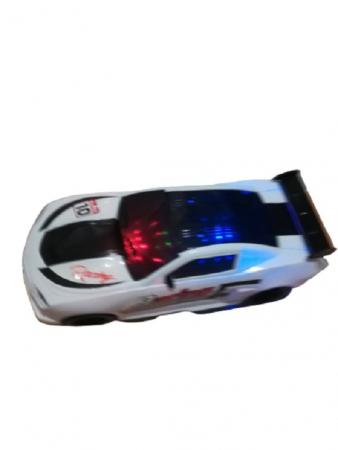 Masina de curse cu baterii Super Speed Car Vision, cu lumini si sunete [1]