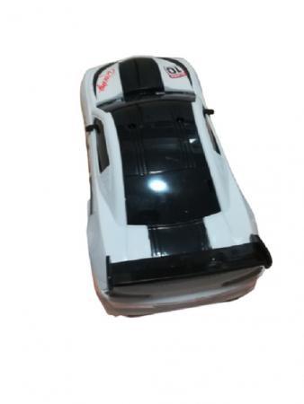 Masina de curse cu baterii Super Speed Car Vision, cu lumini si sunete [2]