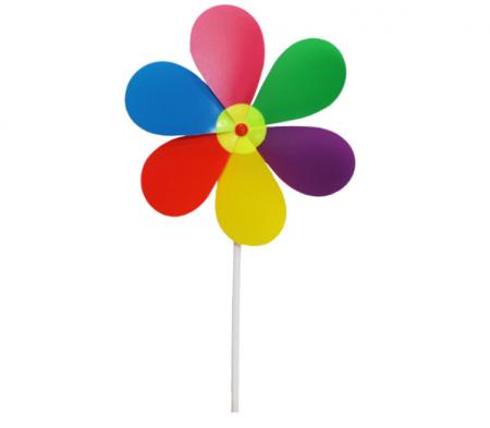 Morisca pentru vant, Floare diametru 20 cm, Vision [0]