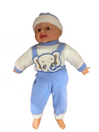 Papusa bebe baiat - Vision muzical, 37  de cm [0]