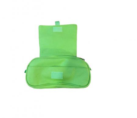 Penar Vision, tip borseta, cu trei compartimente, verde [1]
