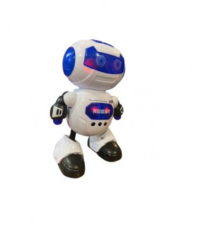Robot Dansator Vision cu  lumini si  sunete, 22 cm [2]
