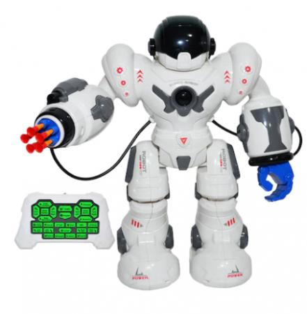 Robot politist Vision, MJ, 14 ani +, Alb / Albastru [1]
