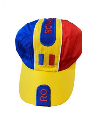 Sapca pentru suporteri cu Romania, tricolor, Vision [0]