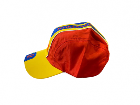 Sapca pentru suporteri cu Romania, tricolor, Vision [1]
