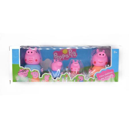 Set 4 figurine Peppa Pig-Vision [2]