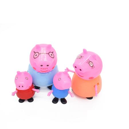 Set 4 figurine Peppa Pig-Vision [1]