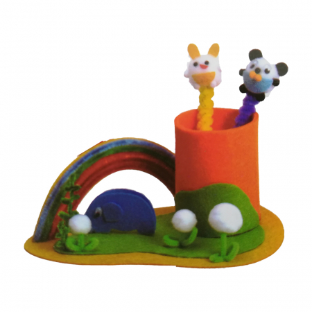 Set de creatie pentru copii Vision - Suport instrumente de scris [3]