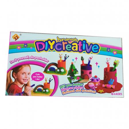 Set de creatie pentru copii Vision - Suport instrumente de scris [0]