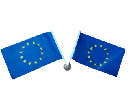 Set doua stegulete UE cu ventuza Vision [0]