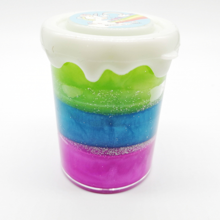 Slime gelatina Unicorn Three Colors, 50g -Vision [2]