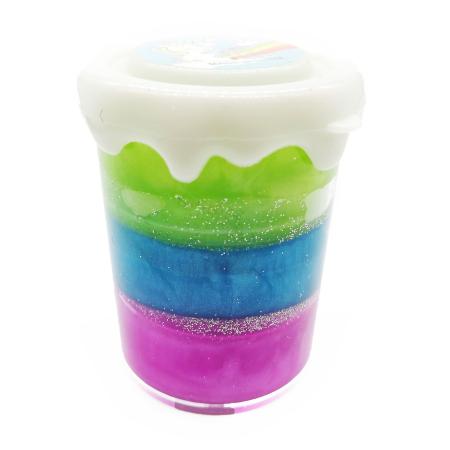 Slime gelatina Unicorn Three Colors, 50g -Vision [0]