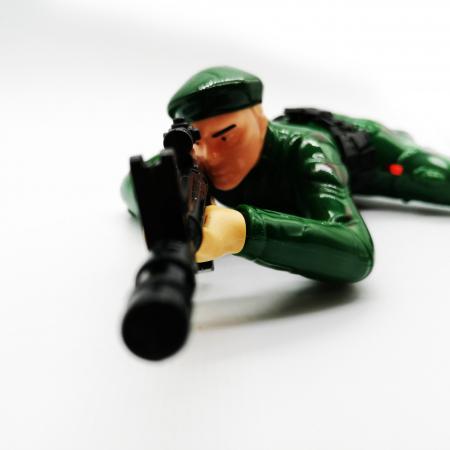 Soldat lunetist,  Military Force Vision, 33 cm [1]