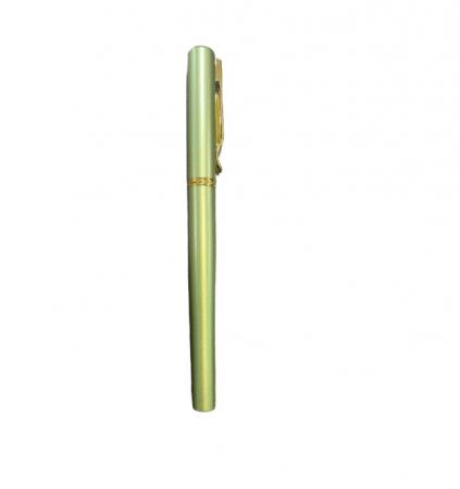 Stilou verde Vision 284, penita ascunsa, dual, rezervor si patron [0]