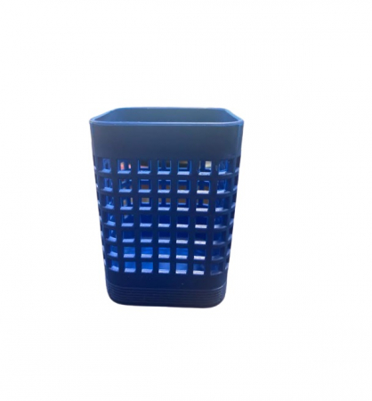 Suport instrumente de scris, Vision, albastru [0]