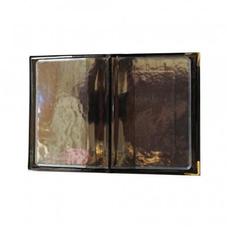 Suport pentru carte de identitate Vision, copertat cu 6 compartimente, 130 x 90 mm [1]