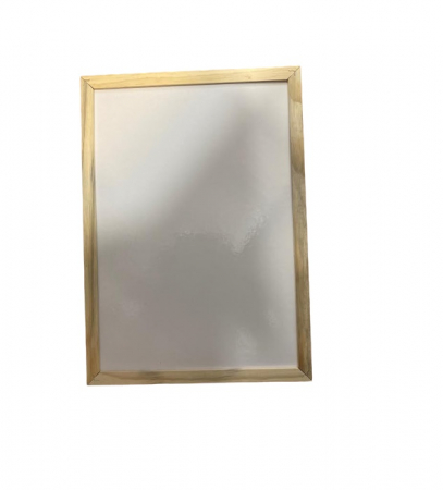 Tablita neagra Vision cu  creta, marker si  burete, doua fete [1]