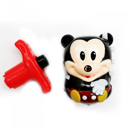 Titirez Spinning Mickey Vision, multicolor, cu led-uri [0]
