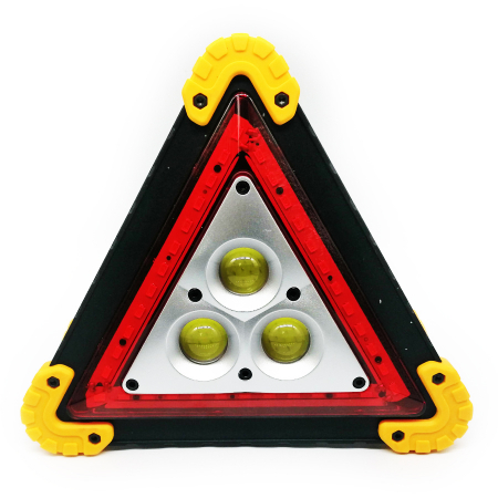 Triunghi reflectorizant Vision, lampa multifunctionala cu 3 faze LED de iluminare [4]