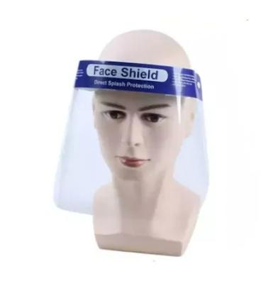 Viziera Face Shield, Vision - Ecran Protector 0.2mm anti-ceata, anti-stropi, protectie pentru ochi [1]