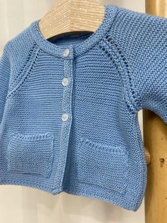 Pulover botez albastru [1]