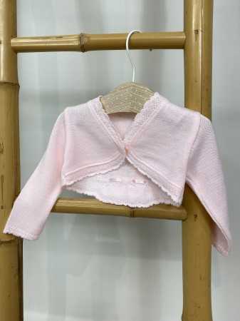 Pulover botez roz [0]