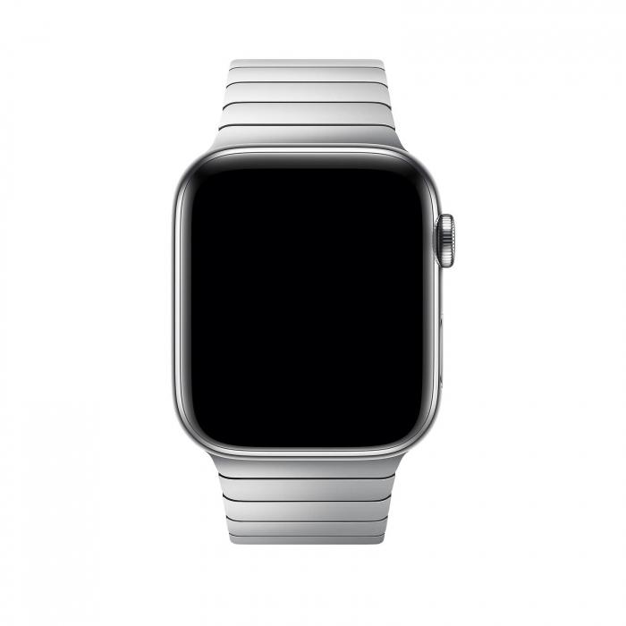 Bratara Apple Watch Metalica Silver Link 42/44mm [2]