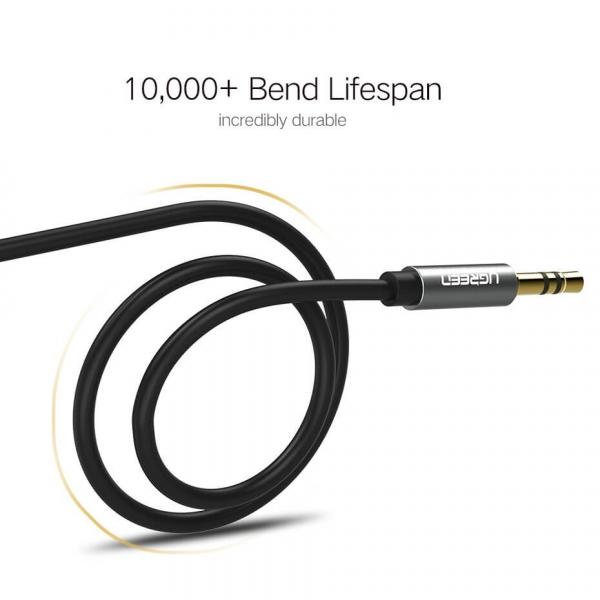 Cablu audio AUX Jack 3.5mm 2m [5]