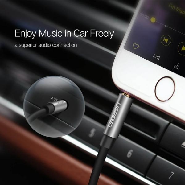 Cablu audio AUX Jack 3.5mm 2m [1]
