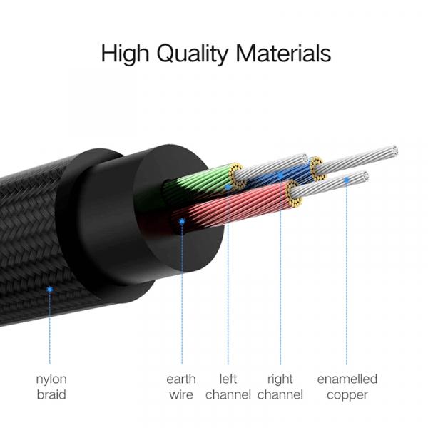 Cablu audio AUX Jack 3.5mm [7]