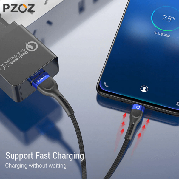 Cablu microUSB PZOZ [2]