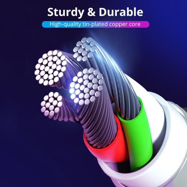 Cablu microUSB magnetic [11]