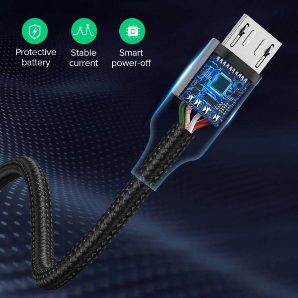 Cablu microUSB UGREEN [7]
