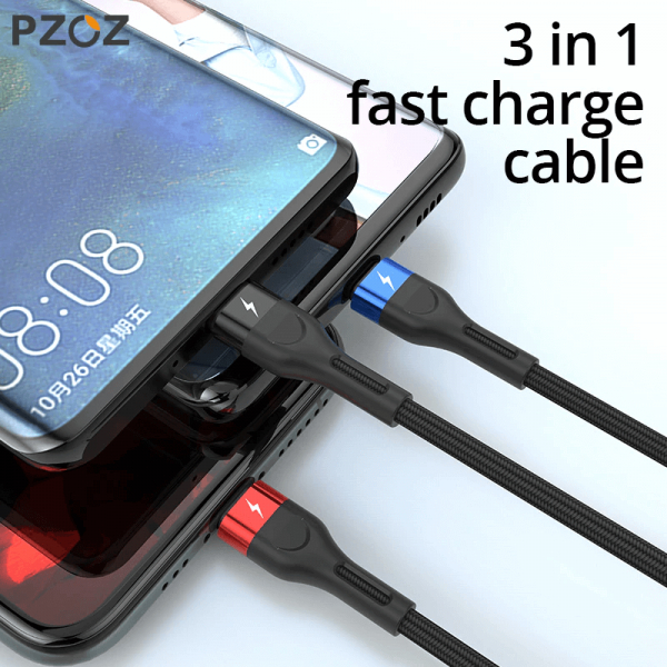 Cablu universal 3 in 1 [2]