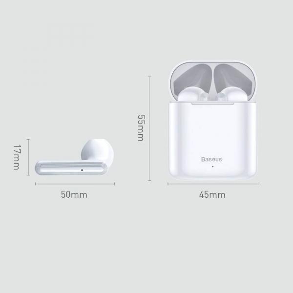 Casti wireless bluetooth 5.0 Baseus W09 [5]