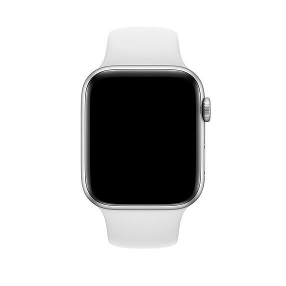 Curea Apple Watch Sport Alba 38/40mm [2]