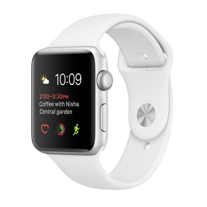 Curea Apple Watch Sport Alba 38/40mm [4]